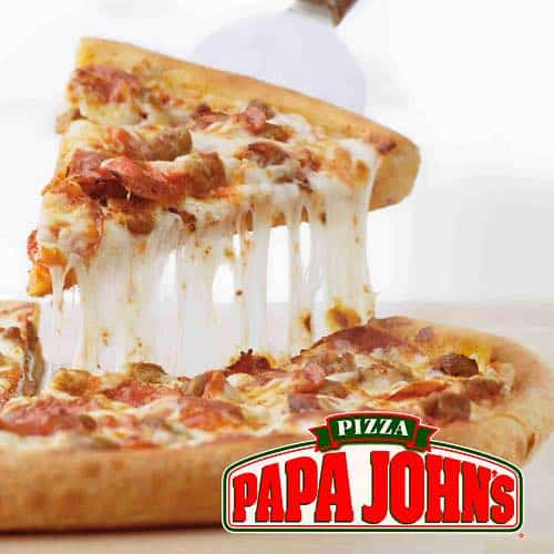 Papa John's Printable Coupon
