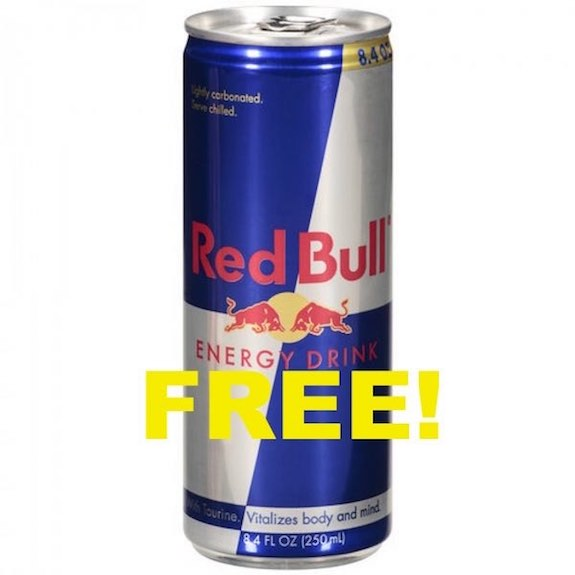 graphic about Red Bull Printable Coupons referred to as Rush! Absolutely free Can Of Pink Bull At Walgreens With Coupon