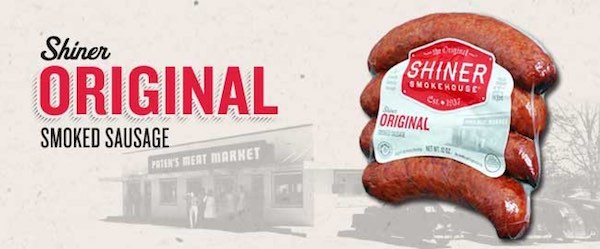 Shiner Smokehouse Sausage Printable Coupon