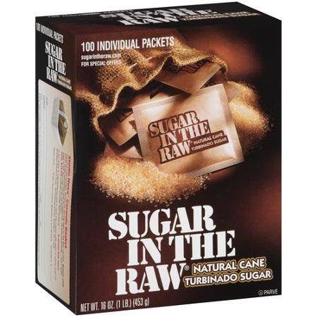 Sugar In The Raw 100ct Packet Box Printable Coupon