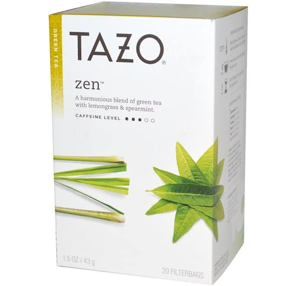 Tazo Filterbag Tea Printable Coupon
