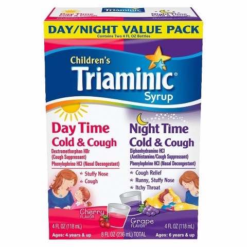 Triaminic Products Printable Coupon