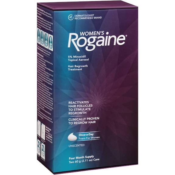 Women's Rogaine Product 2ct Printable Coupon