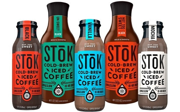 stok Iced Coffee
