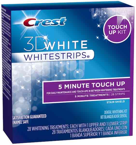 crest 3d whitestrips 5 minute touch up kit printable coupon copy