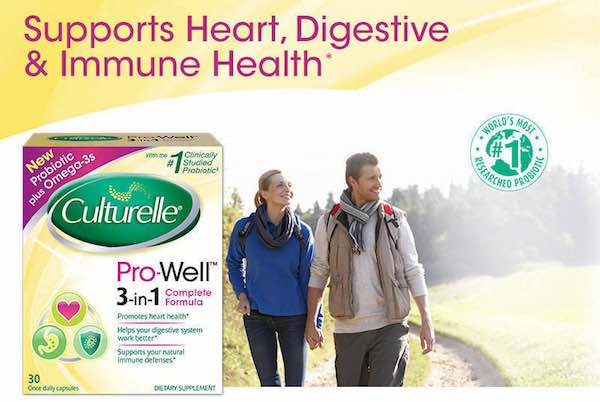 Culturelle Pro-Well 3-in-1 Complete Formula Printable Coupon