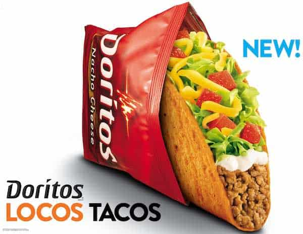 Doritos Locos Tacos Printable Coupon