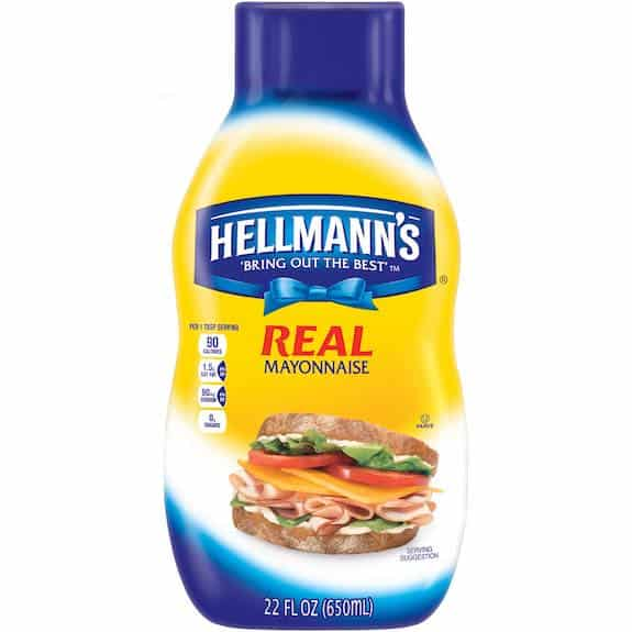 Hellmann's Mayonnaise Printable Coupon