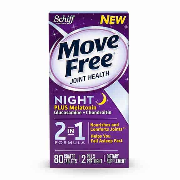 Move Free Night Product Printable Coupon