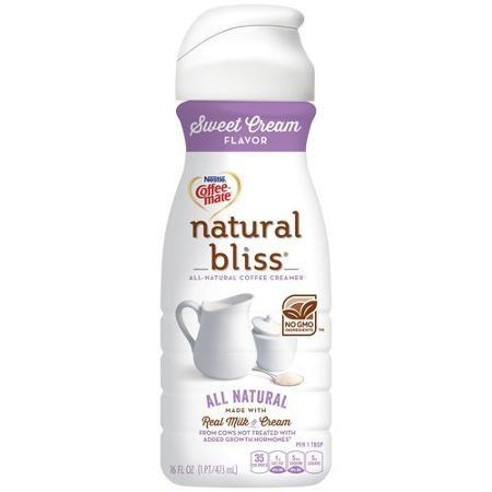 Nestle Coffee-Mate Natural Bliss Liquid Coffee Creamer Printable Coupon