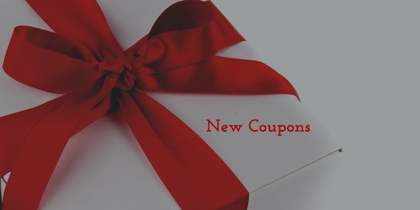New Coupons Image