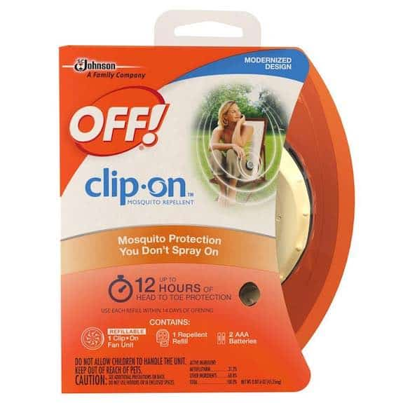 OFF! Clip-On Mosquito Repellent Starter Kit Printable Coupon
