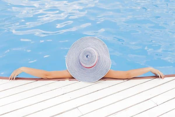 Relaxing At Pool Printable Coupon