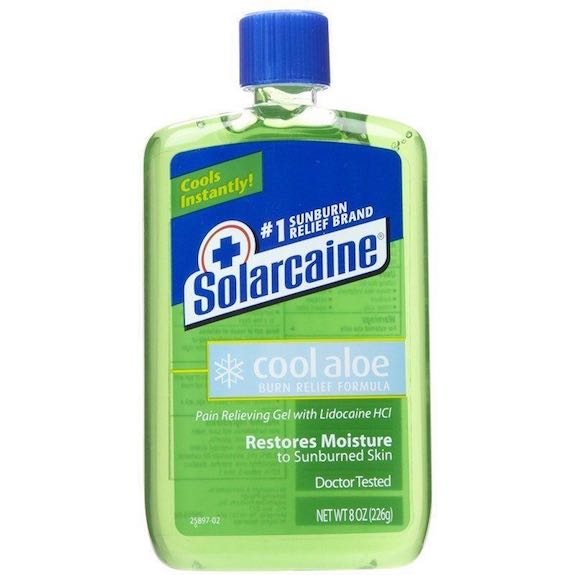 Solarcaine Product Printable Coupon