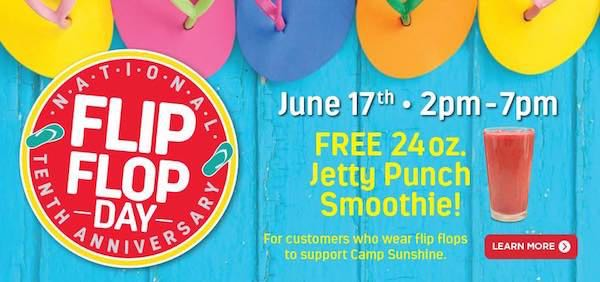 Tropical Smoothie Cafe Printable Coupon