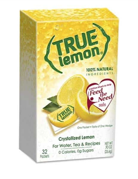 True Lemon True Citrus Printable Coupon