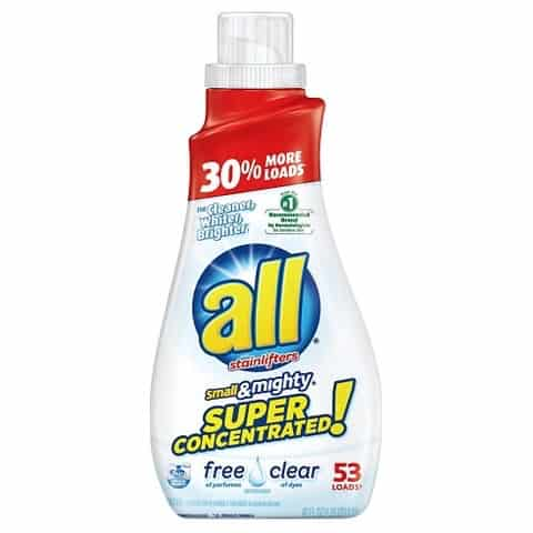 All Small & Mighty Detergent Printable Coupon