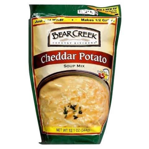Bear Creek Country Kitchens Cheddar Potato Soup Mix Printable Coupon