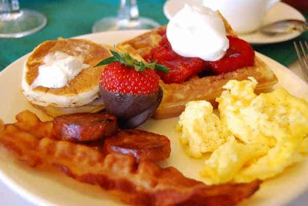 Breakfast Food Image