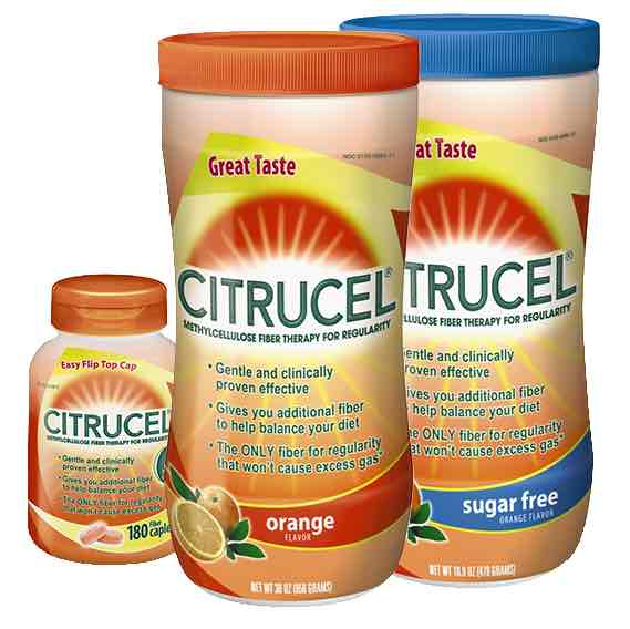 Citrucel Products Printable Coupon