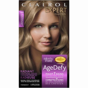 Clairol Age Defy Hair Color Product Printable Coupon