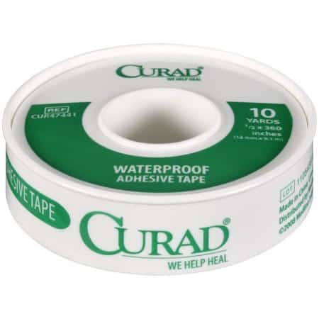 Curad Waterproof Tape 10yd Printable Coupon
