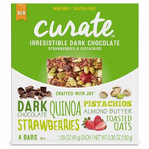 Curate Bar Product Printable Coupon