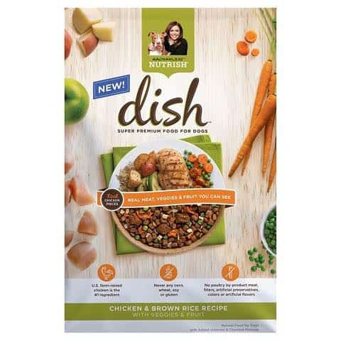 Dish from Rachael Ray Nutrish Printable Coupon