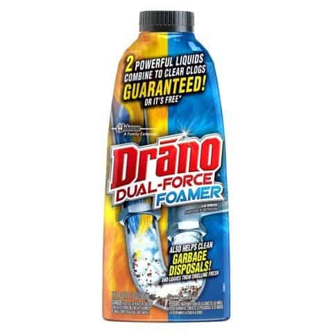 Drano Products Printable Coupon