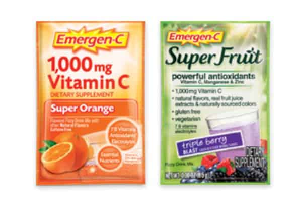 Emergen-C Printable Coupon
