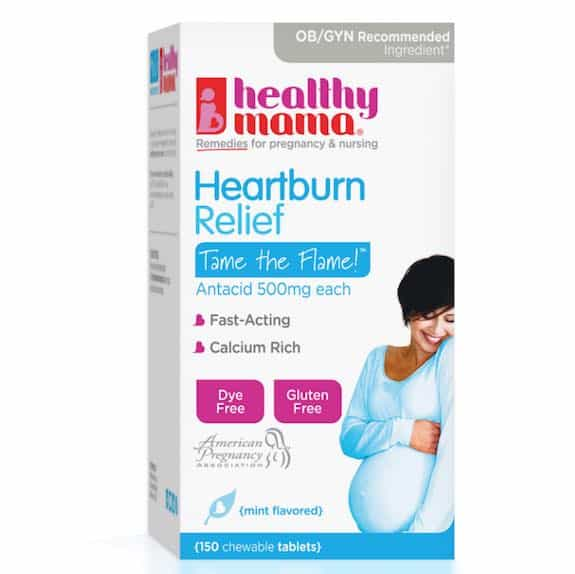 Healthy Mama Tame The Flame Heartburn Relief Products Printable Coupon