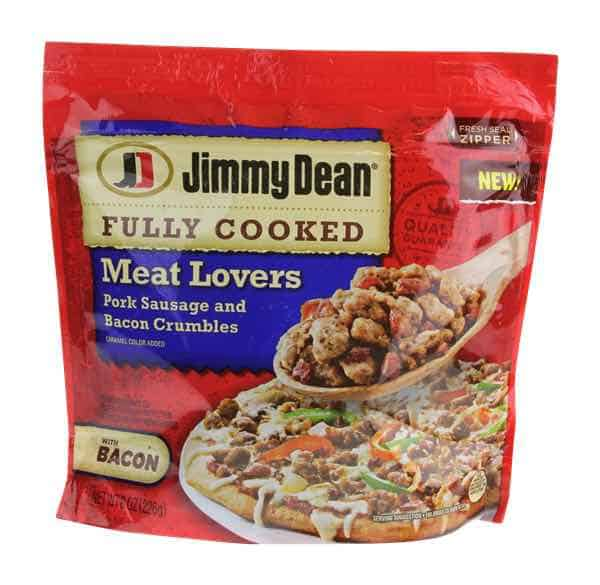 Jimmy Dean Fully Cooked Crumbles Sausage Printable Coupon