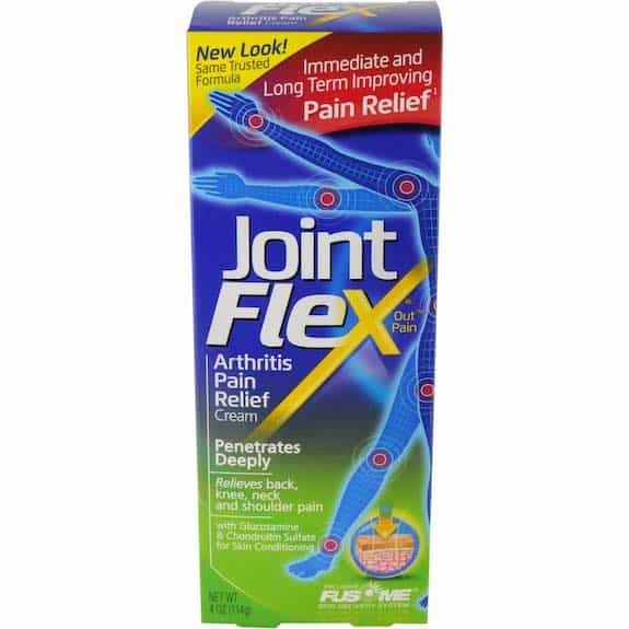 JointFlex Arthritis Pain Relieving Cream 4oz Tube Printable Coupon