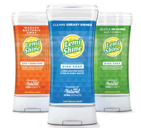 Lemi Shine Surface Cleaners Printable Coupon
