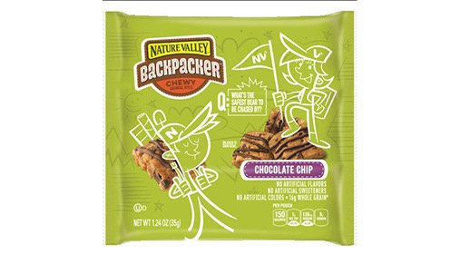 Nature Valley Backpacker Chewy Oatmeal Bites Printable Coupon