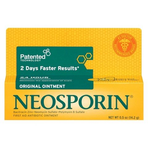 Neosporin First Aid Product Printable Coupon