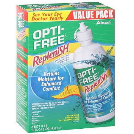 Opti-Free Replenish Twin Pack Printable Coupon