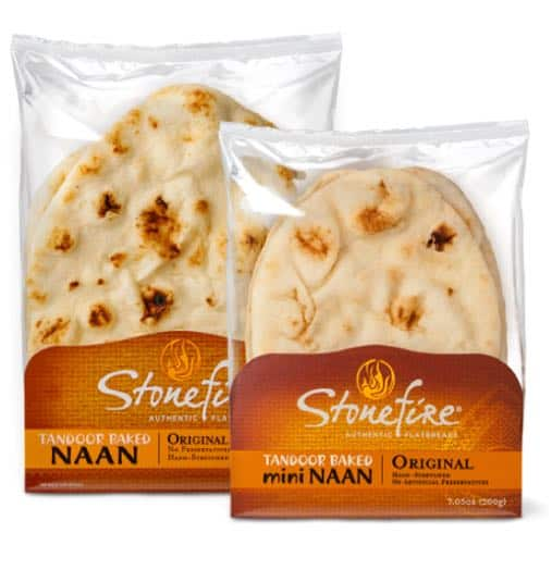 Stonefire Authentic Flatbread Naan Printable Coupon