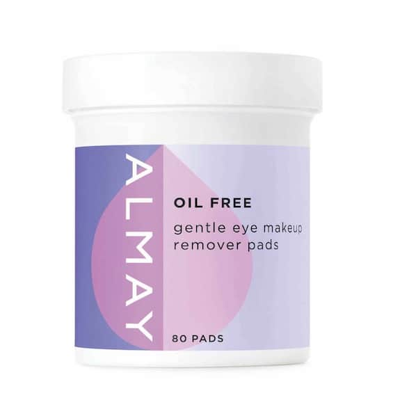 Almay Oil-Free Gentle Eye Makeup Remover Pads 80ct Printable Coupon
