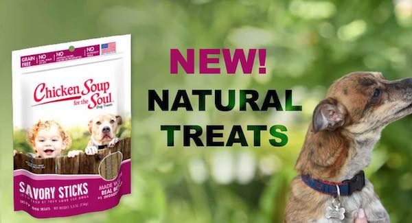 Chicken Soup for the Soul Pet Food Dog Treats Printable Coupon