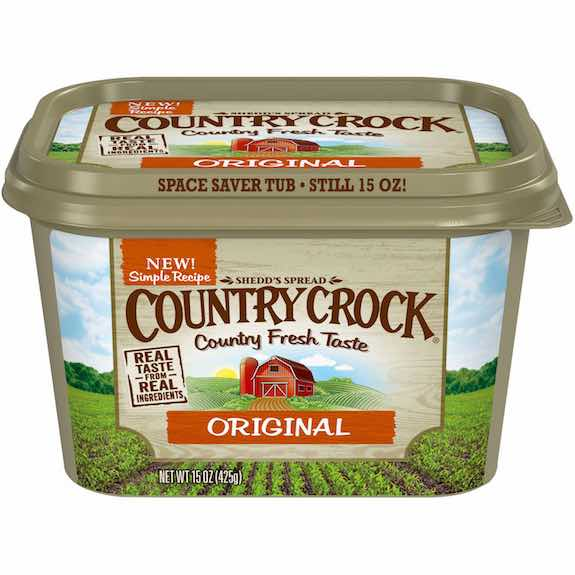 Country Crock Spread 15oz Printable Coupon