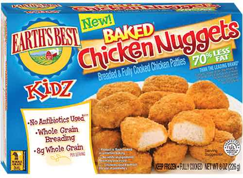 Earth's Best Frozen Foods Printable Coupon