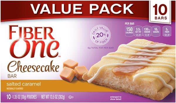 Fiber One Cheesecake Bars Printable Coupon