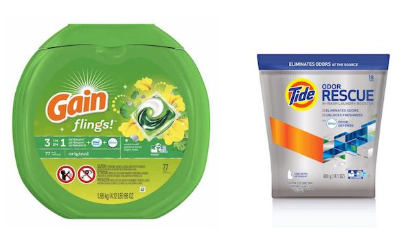 Gain Flings & Tide Odor Rescue Printable Coupon