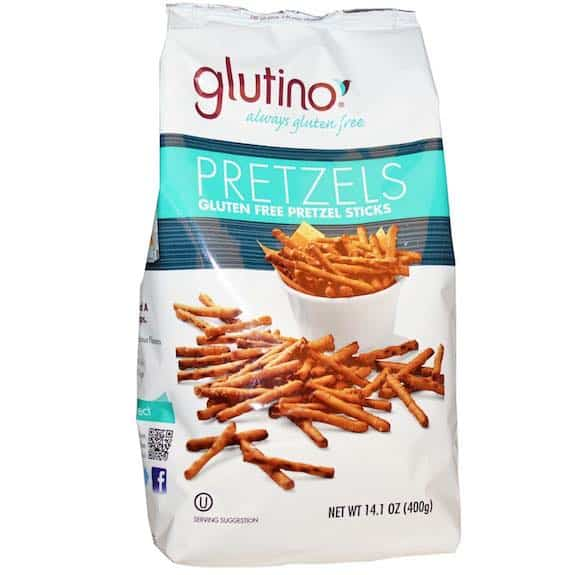 Glutino Pretzel Printable Coupon