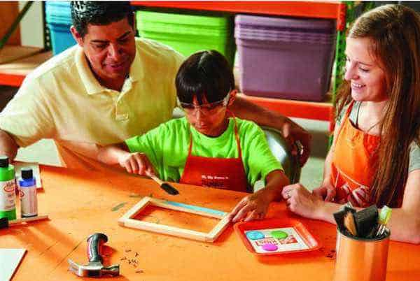 Home Depot Workshop Printable Coupon