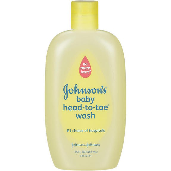 Johnson's Head-To-Toe Product Printable Coupon
