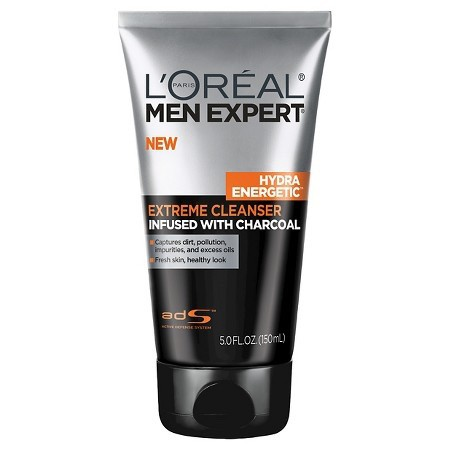 L'Oreal Men's Expert Extreme Cleanser Infused With Charcoal 5oz Printable Coupon