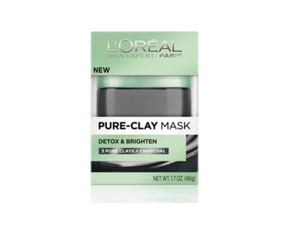 L'Oreal Paris Pure-Clay Mask Skincare Product Printable Coupon