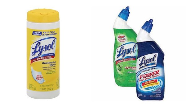 graphic relating to Lysol Printable Coupons identify At the moment Is The Period In direction of Conserve Upon Lysol Items! - Printable
